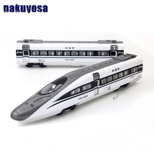 45CM big Model trains electric track train High Speed Rail train railway railroad tracks Orbital toy 1:32(China)