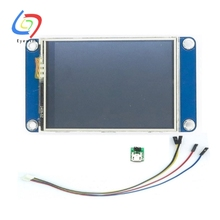 "EYEWINK Nextion 2.4"" TFT 320 x 240 resistive touch screen UART HMI Smart raspberry pi LCD Module Display for Arduino TFT English(China)"