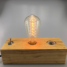 Buy 10PCS Retro ST64 Christmas tree Edison light E27 40W 110V/220V carbon country filament Edison Bulb Household/Bar/Coffee Shop for $39.06 in AliExpress store