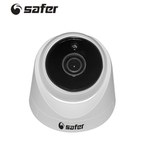SAFER 1.0MP Mini Indoor AHD Dome Camera Home Security Infrared 720P Video Surveillance CCTV Camera IR Led Surveillance Camera(China)