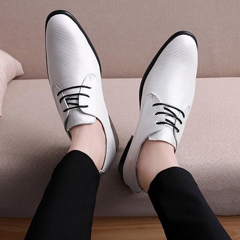 designer striped shoes men luxury brand fashion camouflage italian pointed male footwear designer man dress oxford shoes for men (14)