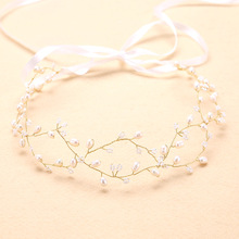 gold tiaras headbands crystal hair accessories bridal hair decoration mariage jewelry acessorios