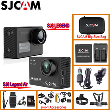 "Original SJCAM SJ6 Series SJ6 Legend Air Gyro Action Helmet Sports DV Camera Waterproof 4K NTK96660 2.0"" Touch Screen Car DVR(China)"