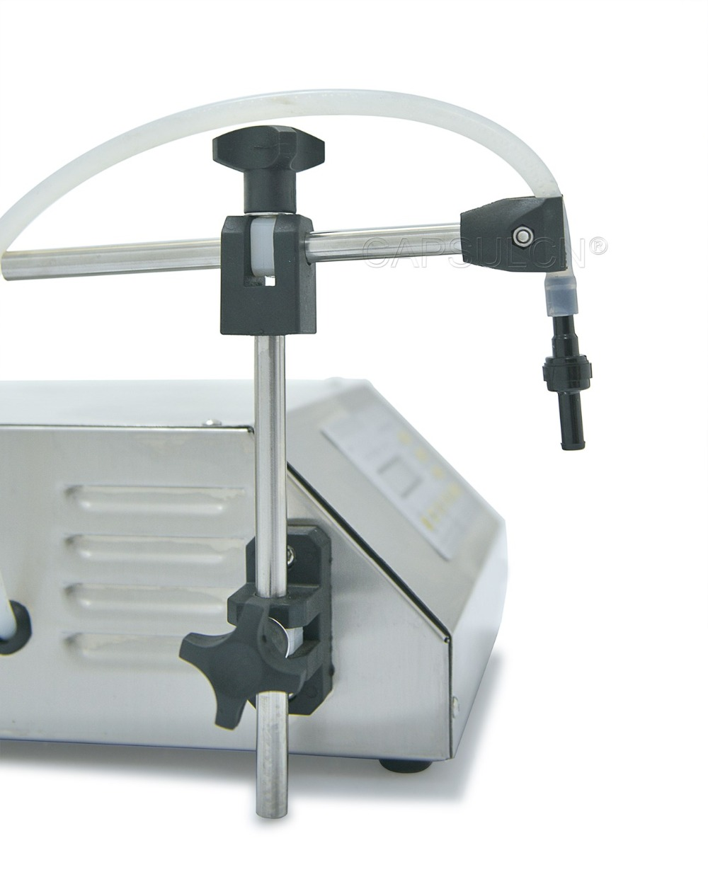 Stainless Steel Digital Advanced Liquid Filling Machine Effectively Control Filling Quantity 220V or 110V
