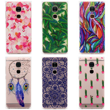 TPU Silicone Case for Letv Le 2 Leeco Le 2 Le X620 5.5inch Fashion Painting Cover for Letv le 2 Pro Soft Mobile Phone Cases(China)