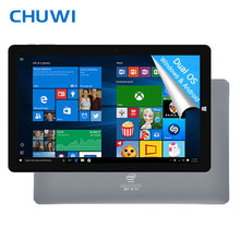 Original 10.8 Inch CHUWI Hi10 Plus Tablet PC Windows 10 Android 5.1 Dual OS Intel Cherry Trail Z8350 Quad Core 4GB RAM 64GB ROM