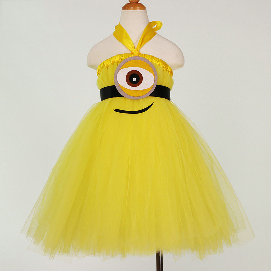 fashion high quality character costumes for birthday parties girls summer dress tutu<br><br>Aliexpress