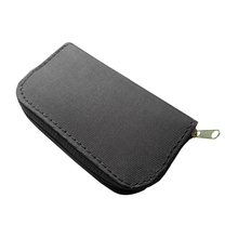 Hot Sale Gray Memory Card Storage Carrying Case Holder Wallet 18slots + 4 slots For CF/SD/SDHC/MS/DS 3DS Game accessory