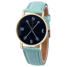 Splendid 2016 new men's watch men costly quartz watches, fashion leisure business leather strap brand sports watch watch men(China)