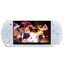 4.3 Inch Handheld Game Player 64 Bit Game Console 4G MP5 Game Player portable consoles Multimedia classic Games