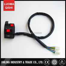 Multifunction Control Handle Switch ATV Jinling 110cc,150cc,200cc,250cc without Indicator light button atv parts