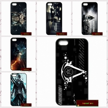 Enjoy Watch Dogs Game Cover case for iphone 4 4s 5 5s 5c 6 6s plus samsung galaxy S3 S4 mini S5 S6 Note 2 3 4 F0162(China)