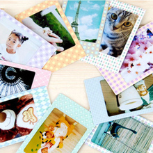 20 Pcs/bag  DIY Scrapbook Paper Photo Albums Photos Frame 100% brand new and high quality