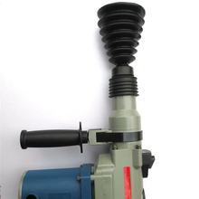 Drill Dust Collector Rubber Dust Cover Electric Hammer Drill Dust Cover Electric Drill Power Tool Accessories(China)