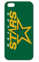 1PC 2015 New Design Logo for Dallas Stars NHL Style Hard Back Cover Caso Case for iPhone 4 4S 5 5S 5C 6 PLUS Free Shipping