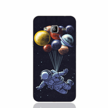 21846 Space Travel cell phone case cover for Samsung Galaxy J1 ACE J5 2016 J7 N9150