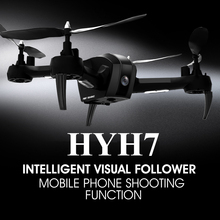 Buy HYH7 Drones Camera Drone Follow Mode Dron 1080P Gesture Photo 15 Minustes Flying Quadrocopter 5MP Quadcopter RC Helicopter for $59.98 in AliExpress store