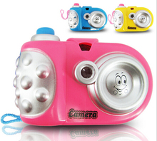 Baby Study Toy Kids Projection Camera Educational Toys for Children kids camera(China)
