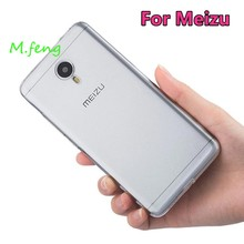 for Meizu M3 note case MX5 MX6 MX4 Pro 6 Pro 5 M2 Metal M1 note M2 note cover transparent clear soft TPU good flexible phonecase