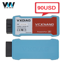 For Ford/Mazda 2 in 1 VXDIAG VCX NANO WIFI Same for VCM 2 VCM2 Diagnostic Tool V101 V104 NANO Wifi Update by CD Multi-language