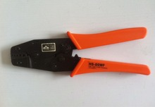 HS-05WF 0.5-6.0mm2 AWG 20-10 Ratchet Crimping Plier(European Style) For Insulated and Non-Insulated Ferrules(China)