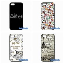 Harry Potter Doodle Hard Phone Case Cover For LG G2 G3 G4 G5 Mini G3S L65 L70 L90 K10 For LG Google Nexus 4 5 6 6P