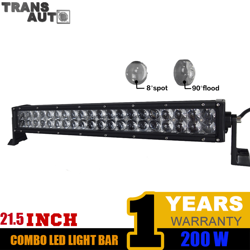 21.5 200W LED Work light bar Off Road Light beam for SUV LED Car 4x4 Cab 4WD Truck Boat Tractor Wagon Trailer Offroad Headlight<br><br>Aliexpress