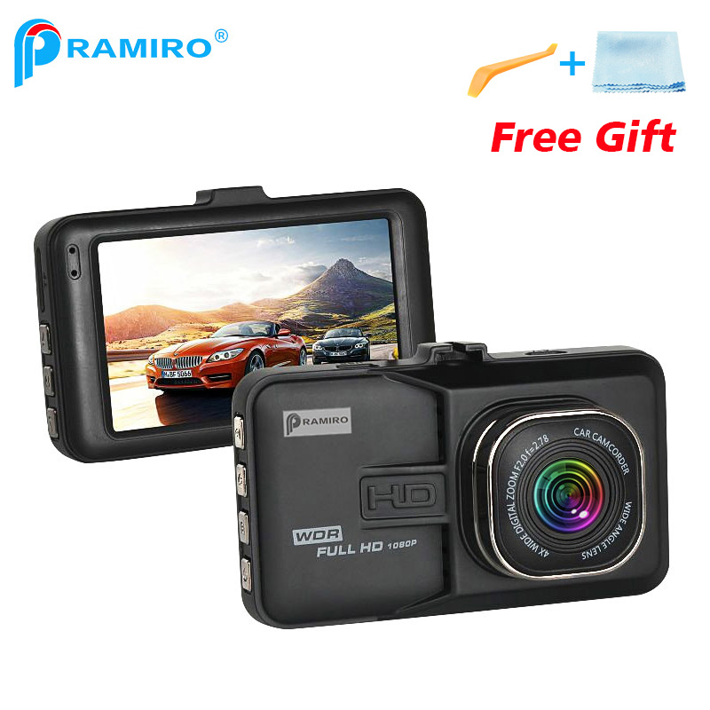 Dvr Camera  1080P Full HD 170 Degree angle New 3.0 CAR DVR CAMERA T626 Car Camera For Driving Recording Car Detector<br>