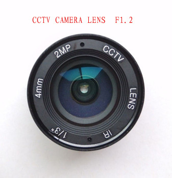 Free shipping camera video balun hot sale f1.2 4mm/6mm/8mm 2 megapixels hd cctv camera lens for ccd cmos network/sdi wide angel<br><br>Aliexpress