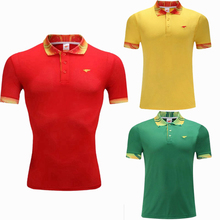 2017 Sportswear Quick Dry breathable badminton shirt Jerseys,Women/Men Golf table tennis shirt training clothes POLO T Shirts