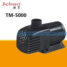 JEBAO TM-5000 Pump tank pond pool submersible pump rockery circulation pump 50% 40W flow 5000L/H head 3.5 meters