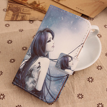 AIYINGE Cell Phone Cover Flip PU Leather Accessory Book Design Wallet Pouch Case For Fly IQ4511 Octa Tornado One(China)