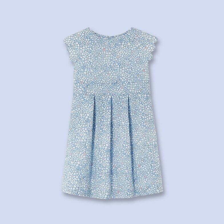 1 dresses vestidos kids princess dress christmas vestido menina children dress girls party  birthday  dress YF04<br>