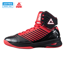 PEAK New Original Men Basketball Shoes Breathable Outdoor Sports Athletic Shoes patos Hombre Autumn Ankle Boots Sneakers(China)