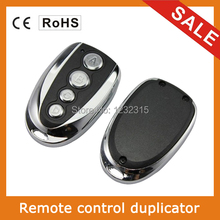 Universal Garage Door Gate Remote Control RF Remote Control Duplicator 433MHZ Free shipping