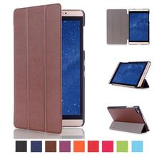 Multifunction leather case for Huawei Media Pad M2-801w wallet flip cover holster For Huawei MediaPad M2-801L phone cases