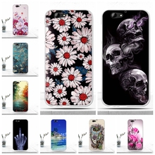 Case For HTC One A9s Back Cover Soft Silicone TPU Cool Phone Cover for HTC One A9s Fundas Capas Case for HTC A9s Protective Bags(China)