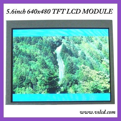 5.6inch tft lcd display LCM AT056TN53 V.1 640x480 resolution high brighness led backlight 350cd/m2<br><br>Aliexpress