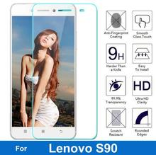 2.5D 9H Tempered Glass Protective Film for Lenovo S90 Screen Protector S 90 S90-U S90-L Sisley S90-E Dual Sim
