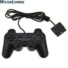 Waterlowrie wired Dual Vibration Gamepad For Sony PS2 Controller Playstation 2 Console Dualshock 2 Controle Joystick