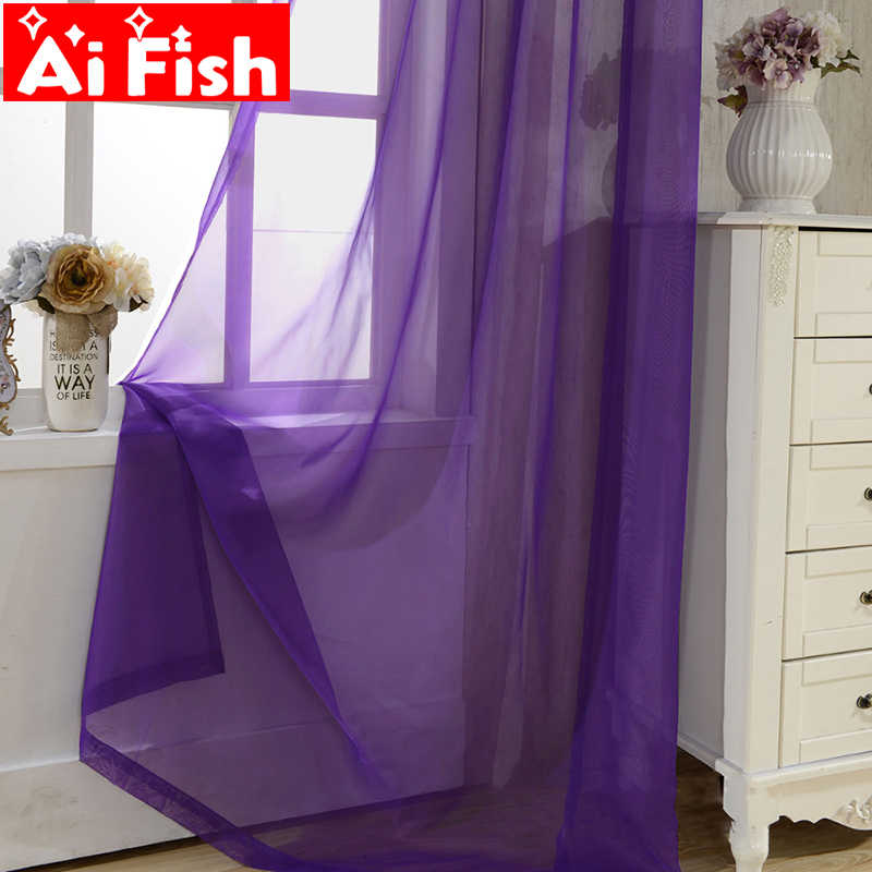 Window Treatment Romantic All-match Wedding Ceiling Drapes Soft Multi Color Blinds Curtains For Living Room Tulle A184-40