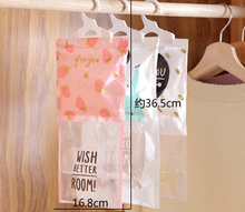 1PCS desiccant bag Household Cleaning Tools Chemicals Be hanging wardrobe closet bathroom moisture absorbent dehumidizer WYQ
