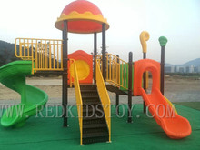 Exported to Slovakia CE Certified Anti-rust Playground Set HZ-15301c 20 Years' Manufacturer