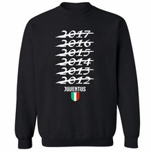 Men's Hoodies Sweatshirts Juventus Serie A Torino Turin Six time crown Champion 2016/2017 jersey Paulo Dybala del Piero(China)