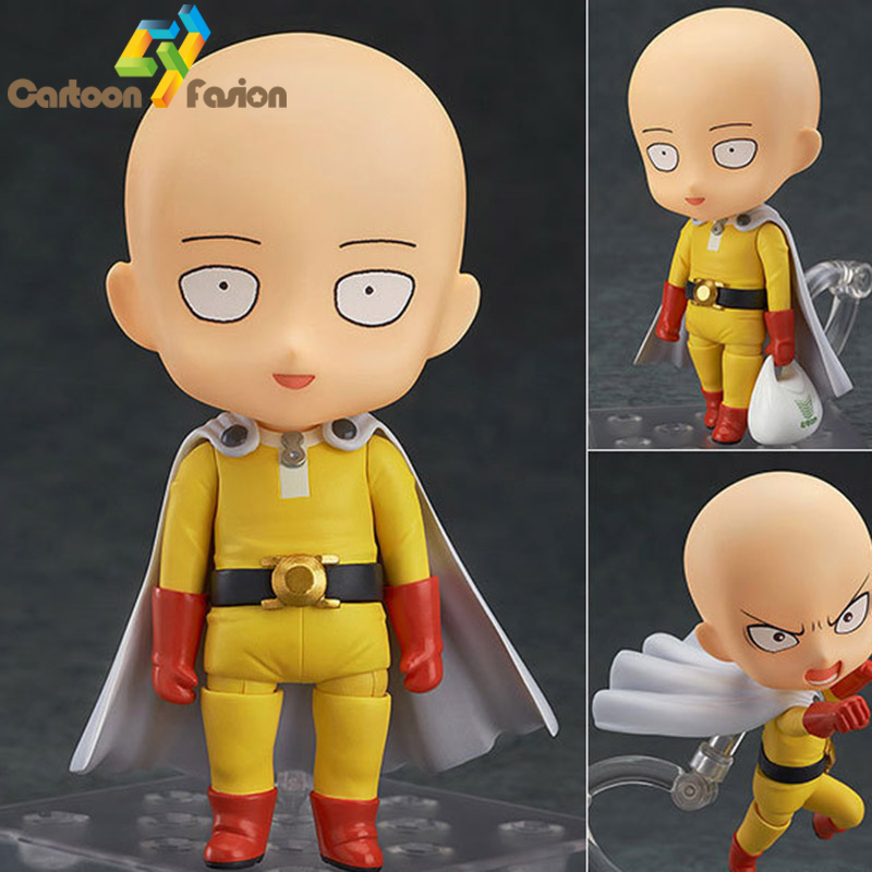One Punch Man PVC Action Figures Saitama Sensei Anime Collection Model Toys ONE PUNCH-MAN<br><br>Aliexpress