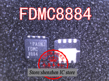 5pcs/lot FDMC8884 QFN MOSFET(Metal Oxide Semiconductor Field Effect Transistor) ,Commonly used management chip new