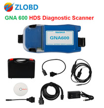ZOLIZDA GNA600 for Honda GNA 600 HDS Diagnostic Scanner Super GNA600 Newest Version V2.027 Diagnostic Tool Fast DHL Ship(China)