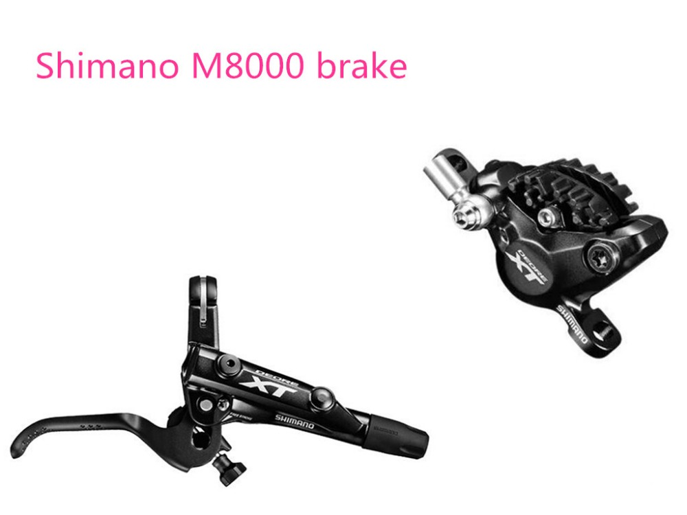 Shimano XT M8000 Left and right Brake lever<br>