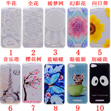 Coque Funda Capa Wiko Jerry Case Cover 10 Colors Clear TPU Soft Back Cover Phone Case For Wiko Jerry Back Cover Case (5.0 inch)