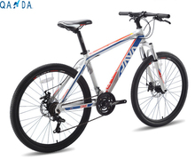26 Inch JAVA high-quality aluminum alloy mountain bike 21 speed / 24 speed Collocation front and rear disc brakes